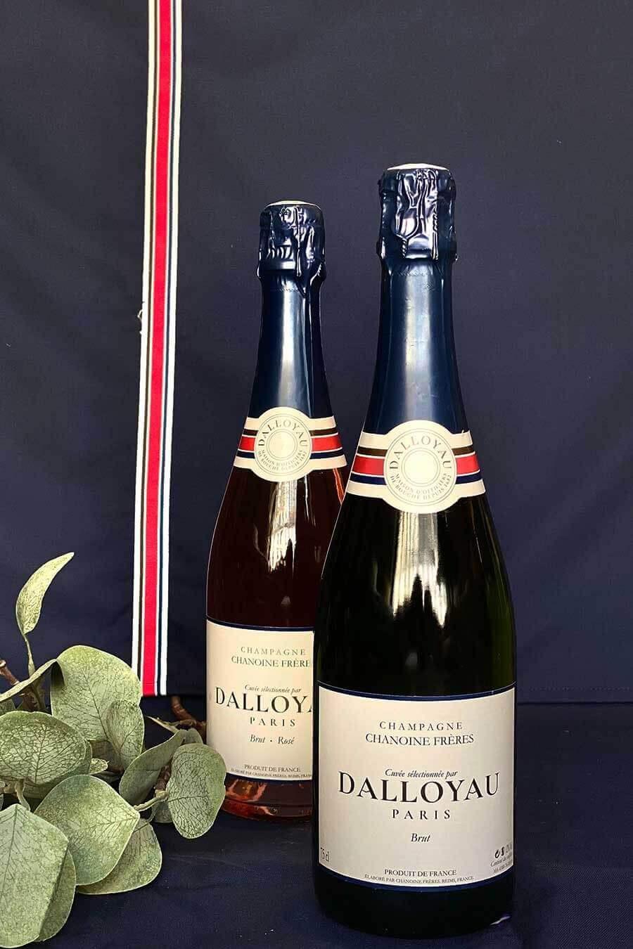 Champagne Dalloyau Brut 37.5CL