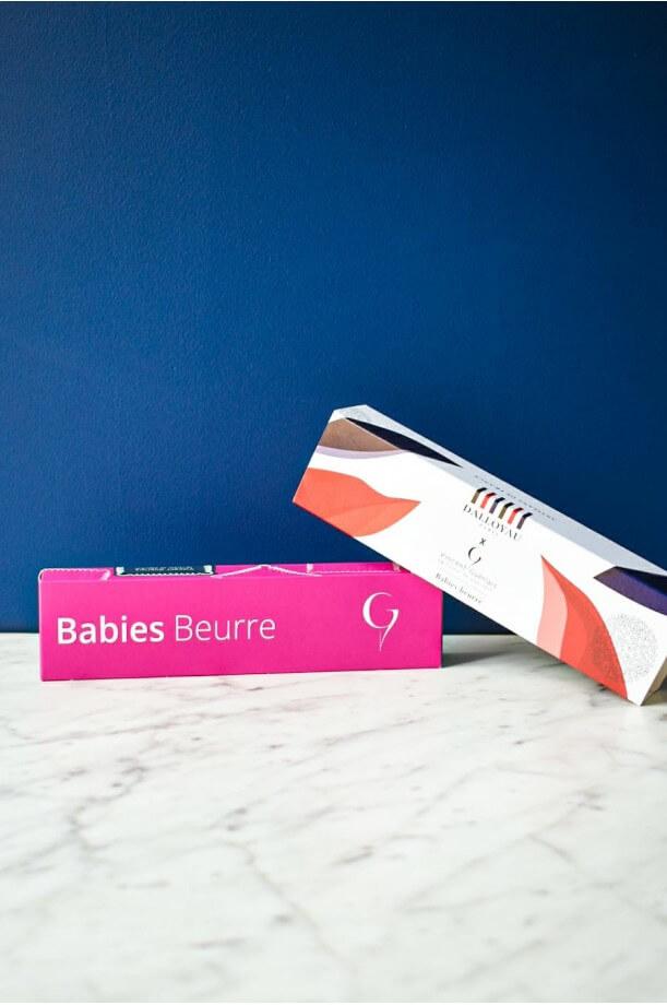 BABIES BEURRE VINCENT GUERLAIS