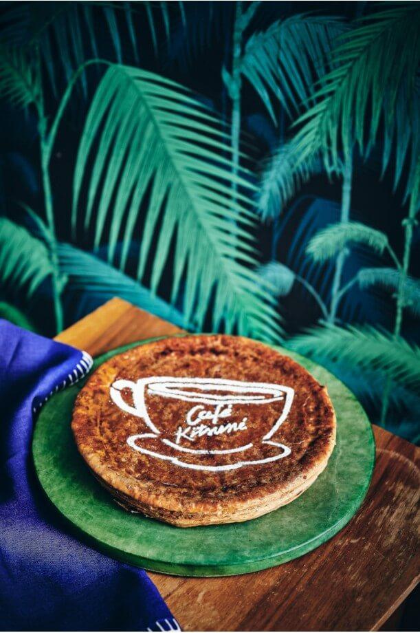 GALETTE DALLOYAU X CAFÉ...