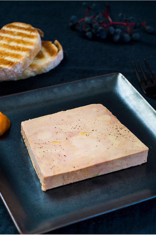 Foie gras de Canard au...