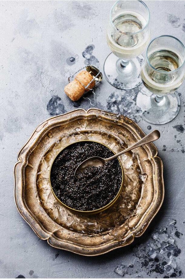 Caviar Oscietre Royal
